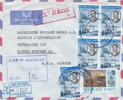 Haiti: 01. Juni 1984: Registered To BMW München - Haiti