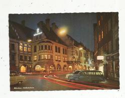 Cp, Allemagne , MUENCHEN ,  MÜNCHEN ,  Hofbräuhaus,  Vierge - München