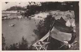 06 - SAINT JEAN CAP FERRAT - Campeurs à Passable - Saint-Jean-Cap-Ferrat