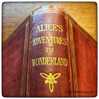Alice's Adventures In Wonderland, Lewis Carroll, 1872 Twenty-ninth Thousand - 1850-1899