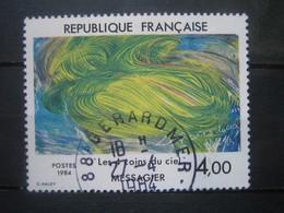 FRANCE    N° 2300 - OBLITERATION RONDE - Francia