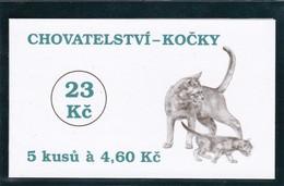 (K 4210) Tschechische Republik, MH 0-65** - Tschechische Republik