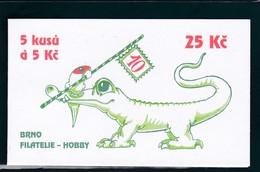 (K 4210) Tschechische Republik, MH 0-77** - Tschechische Republik