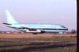 MAERSK  B 737   OY-MBW    DIAPOSITIVE KODAK ORIGINAL - Diapositives