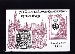 (K 4211) Tschechische Republik, MH 81** - Tschechische Republik