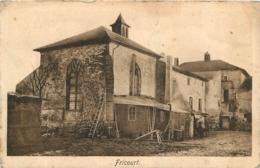 FRICOURT CARTE ALLEMANDE - Autres Communes
