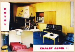 X05049 GUILLESTRE Hautes-Alpes Hotel CHALET ALPIN Propriétaire GUILLESTRE Multivues 1970s CAP - Altri Comuni