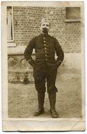 CPA - Carte Postale - Militaria - Portrait D'un Homme En Uniforme - 6 Février 1916 (B9473) - Personnages