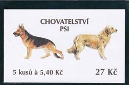(K 4212) Tschechische Republik, MH 94** - Ungebraucht