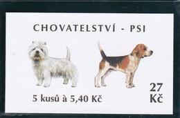 (K 4212) Tschechische Republik, MH 96** - Ungebraucht