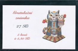 (K 4212) Tschechische Republik, MH 0-93** - Ungebraucht
