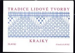 (K 4211) Tschechische Republik, MH 106** - Ungebraucht