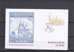 (K 4211) Tschechische Republik, MH 105** - Tschechische Republik