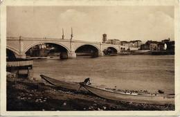 VALENCE-sur-RHONE Le Nouveau Pont Sur Le Rhône - Valence