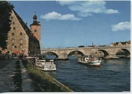 Regensburg Steinerne Brücke - Versand - Regensburg
