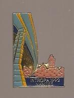 PIN'S NANTES INTROPA 1992 - Villes