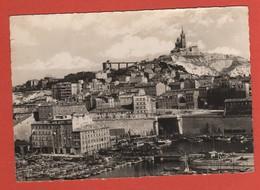 CP57 13 MARSEILLES  1049  Bassin De Carénage  Année 1951 - Cartes Postales