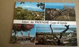 SALUTI DA PADENGHE LAGO DI GARDA     (631) - Saluti Da.../ Gruss Aus...