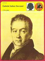 Gabriel-Julien Ouvrard. Révolution Française. Napoléon Ier. Faillite. Economie. 1770-1846. - History