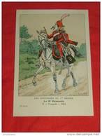 Uniformes  Empire - ( 55 Série N 6 ) - Le 8e Hussards - Trompette  -  Illustrateur R. Knotel - Uniformes