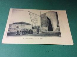 AEROSTIER  SEVERO. Dirigeable LE PAX. Catastrophe 12 Mai 1902 Paris Avenue Du Maine - Dirigeables