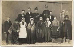 17 SAINT SAUVANT ' La Bergere Des Alpes - Piece De Theatre Sous Les Halles 1924 Voir Detail Port Gratuit - Altri Comuni