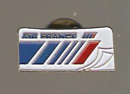 PIN'S COMPAGNIE AERIENNE AIR FRANCE - AVION PLANE - Avions