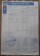 55 VERDUN Garage De La Voie Sacree V.A.G AUDI WOLKWAGEN - 1950 - ...