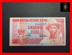 GUINEA BISSAU 50 Pesos  1.3.1990  P. 10  UNC - Guinea-Bissau