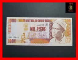 GUINEA BISSAU 1.000  1000 Pesos 1.3.1990  P. 13 A  UNC - Guinea-Bissau