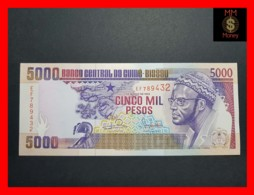 GUINEA BISSAU 5.000  5000 Pesos 1.3.1993  P. 14 B  UNC - Guinea-Bissau