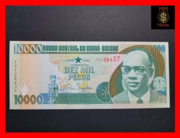 GUINEA BISSAU 10.000  10000 Pesos 1.3.1993  P. 15 B UNC - Guinea-Bissau
