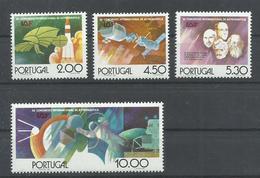 PORTUGAL YVERT 1271/74   MNH  ** - Nuevos