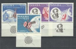 PANAMA YVERT AEREO  415/18    MNH  ** - Panamá