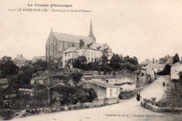 Le Poiré Sur Vie : Entrée Par La Route D'Aizenay - Poiré-sur-Vie