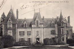 Les Essarts : Château De Grissay - Les Essarts