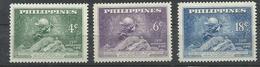 FILIPINAS  YVERT  353/55      MNH  ** - Filipinas