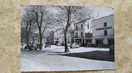 07 - Saint-cirgues-en-montagne - Place Du Breuil,hôtel Du Chateau Et Postes - France