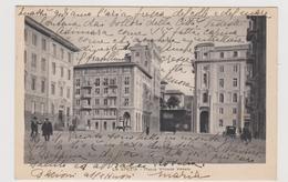 LA SPEZIA, Piazza Vittorio Veneto - F.p. -  Anni '1930 - La Spezia