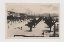 LA SPEZIA, Passeggiata Morin  - F.p. Fotografica  -  Anni '1930 - La Spezia