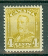 Canada: 1928/29   KGV   SG278    4c     MH - Neufs