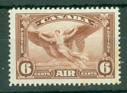 Canada: 1935   Daedalus   SG355    6c     MH - Unused Stamps