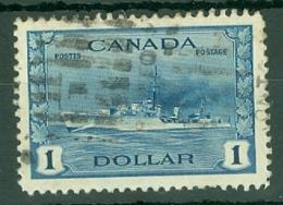 Canada: 1942/48   War Effort   SG388    $1     Used - 1937-1952 Règne De George VI