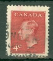 Canada: 1950   KGVI     SG427     4c       Used - 1937-1952 Règne De George VI