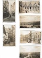 ROUEN  1936   6 Photos 11x7,5 - Lieux