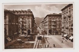 LA SPEZIA, Via Chiodo - F.p. Fotografica  -  Anni '1930 - La Spezia
