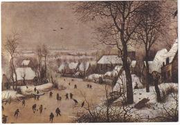 Brueghel P. (1525-1569) - Winter Landscape With Skaters / Paysage Hivernal Avec Patineurs - Schilderijen