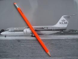 FOTOGRAFIA AEREO BaE 146 KLM  G-UKID - Aviation