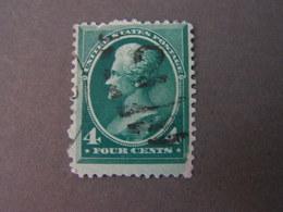 USA Old Stamp   Michel 50  €  20,00 - Gebraucht