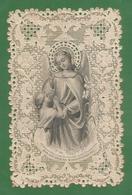 Image Religieuse - Canivet Mecanique Bouasse Lebel N° 565 Mon Bon Ange Ne M ' Abandonnez Pas - Devotion Images